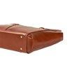 کیف دستی چرم طبیعی کهن چرم مدل V167-1